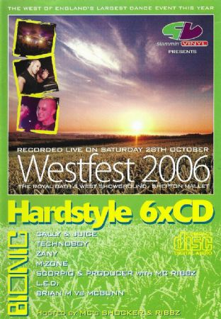 Westfest - 2006 - Hard Style Pack